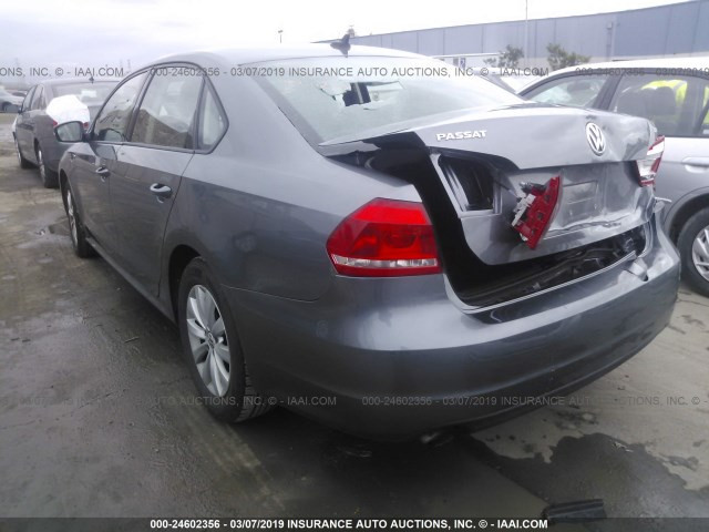 Volkswagen passat 2014 зображення 7