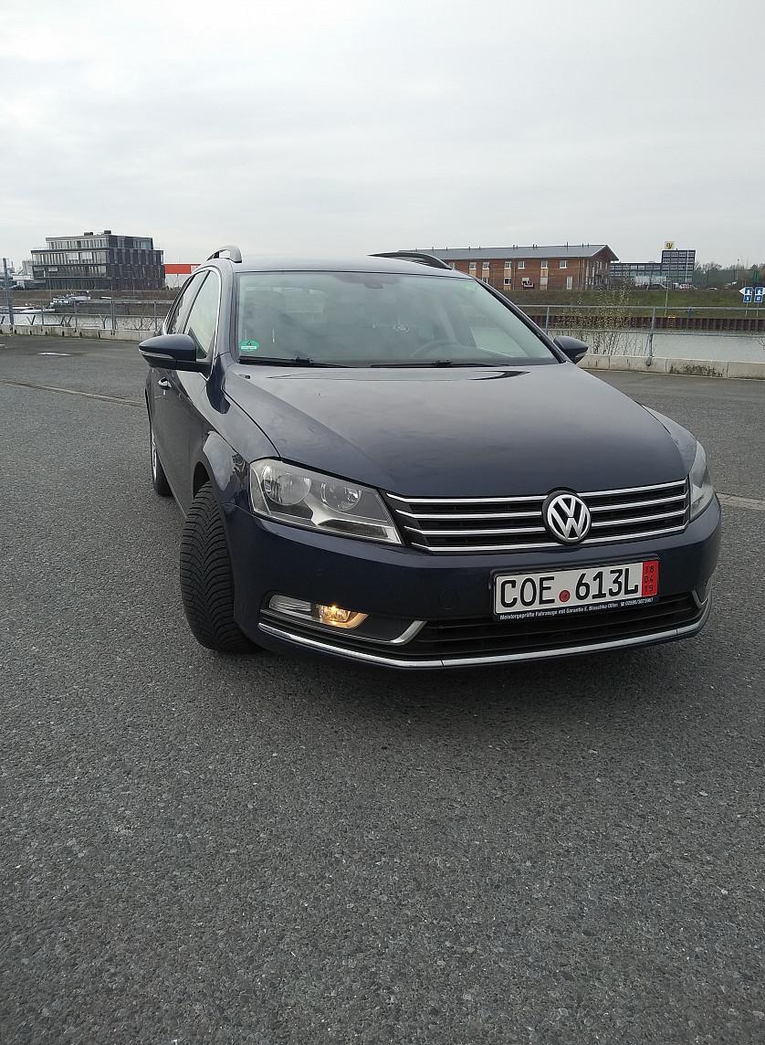 VW PASSAT DSG зображення 1