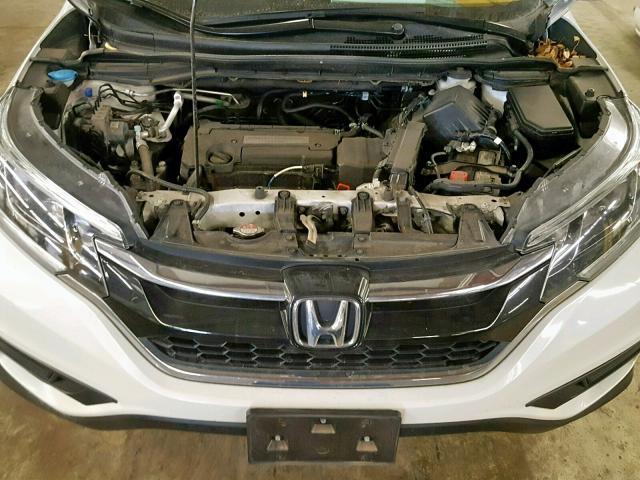 Honda CR-V 2015 зображення 5