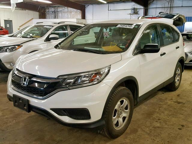 Honda CR-V 2015 зображення 2
