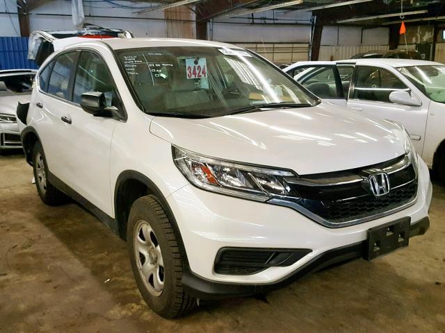 Honda CR-V 2015 зображення 1