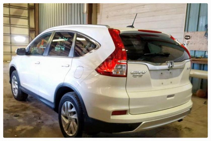 Honda CR-V 2016 год изображение 2