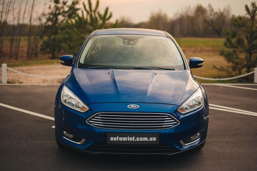 Ford Focus Titanium 2015 зображення 7