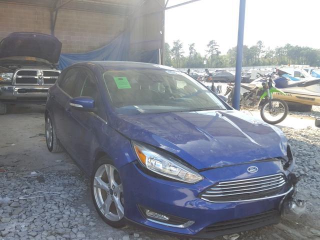 Ford Focus Titanium 2015 зображення 2