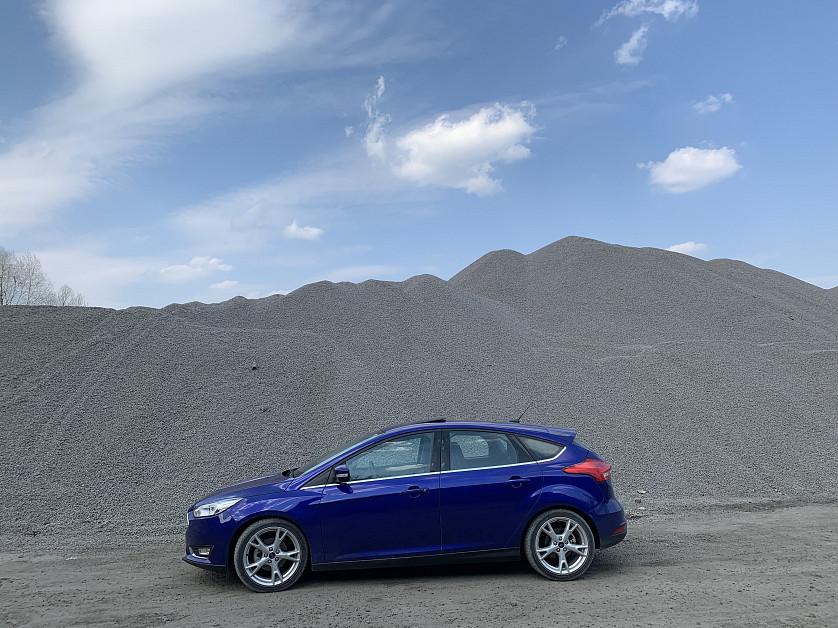 Ford Focus Titanium 2015 зображення 6