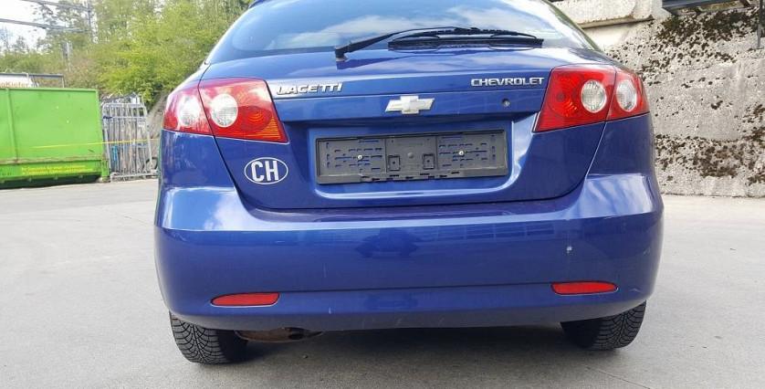 Chevrolet Lacetti зображення 1