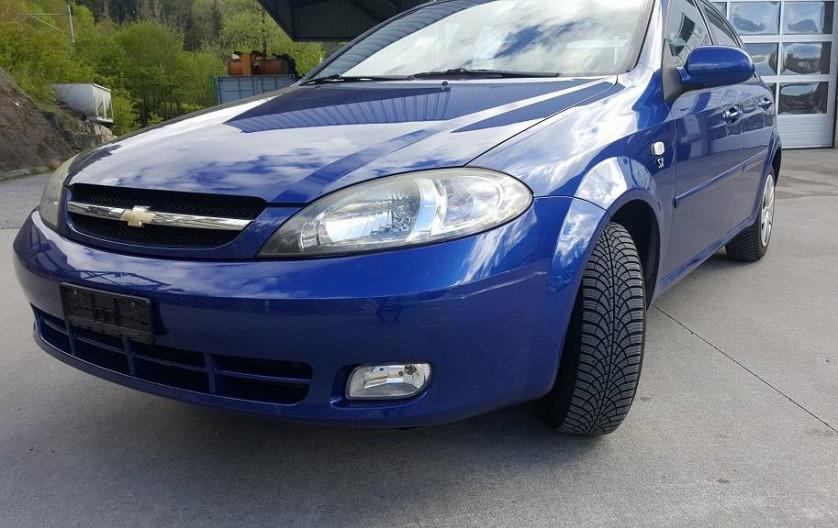 Chevrolet Lacetti зображення 5