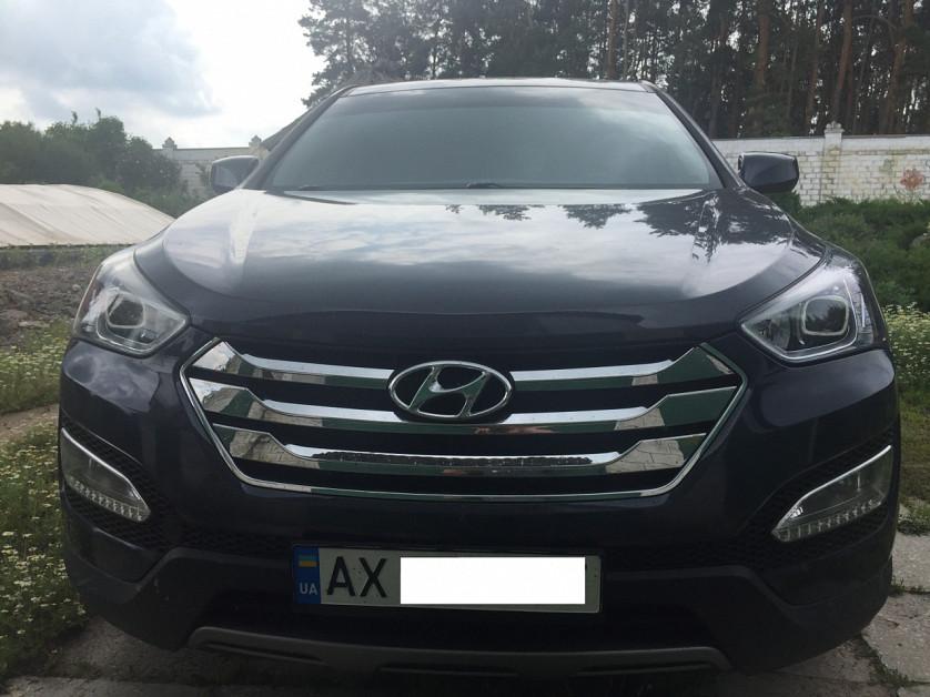 Hyundai Santa Fe зображення 3