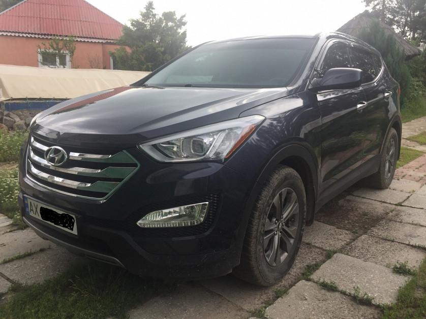 Hyundai Santa Fe зображення 2