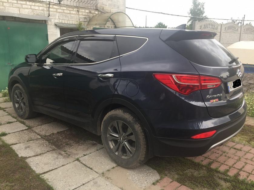 Hyundai Santa Fe зображення 4
