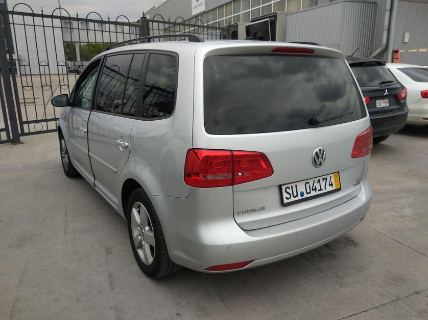 VW Touran '11 с Германии зображення 2