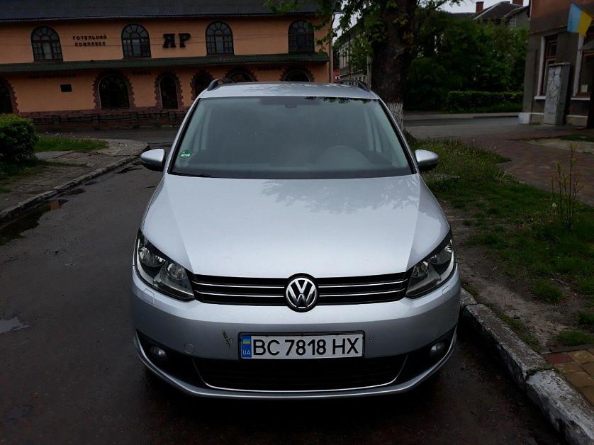 VW Touran '11 с Германии зображення 6