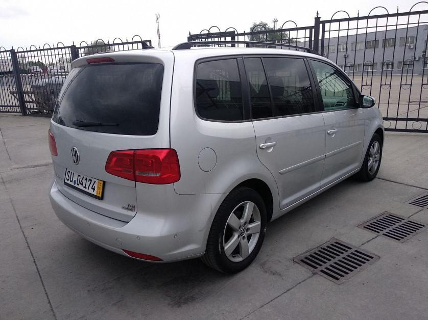 VW Touran '11 с Германии зображення 5