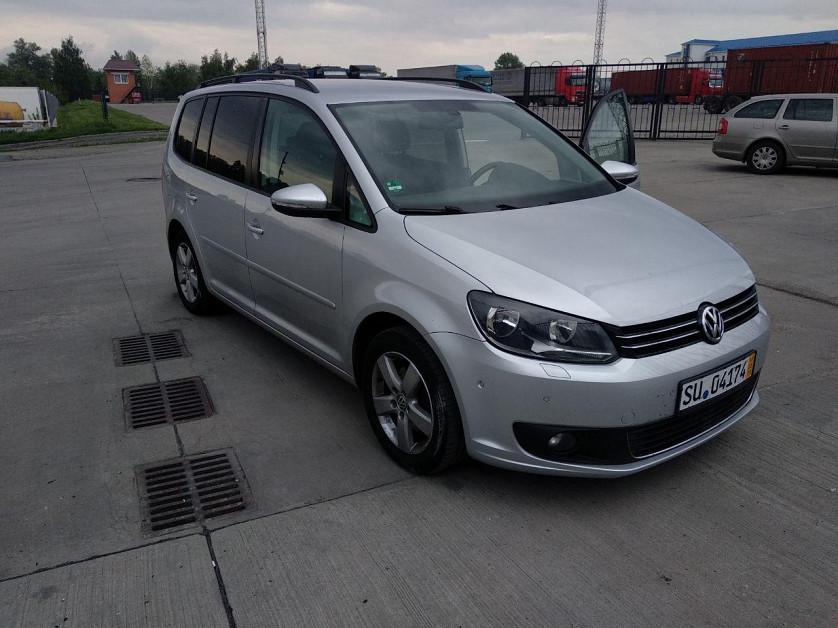 VW Touran '11 с Германии зображення 3