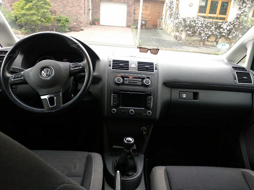 VW Touran '11 с Германии зображення 4
