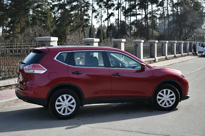 Авто из США под ключ! Nissan Roque 2016 зображення 5