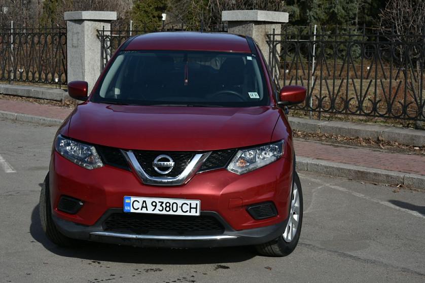 Авто из США под ключ! Nissan Roque 2016 зображення 4