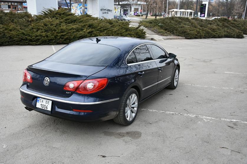Авто из США! под ключ! Volkswagen CC 2012 зображення 4