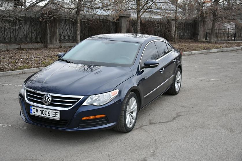 Авто из США! под ключ! Volkswagen CC 2012 зображення 2