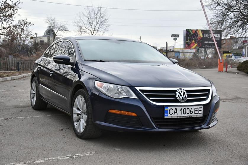 Авто из США! под ключ! Volkswagen CC 2012 изображение 5