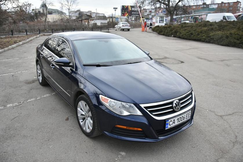 Авто из США! под ключ! Volkswagen CC 2012 зображення 1