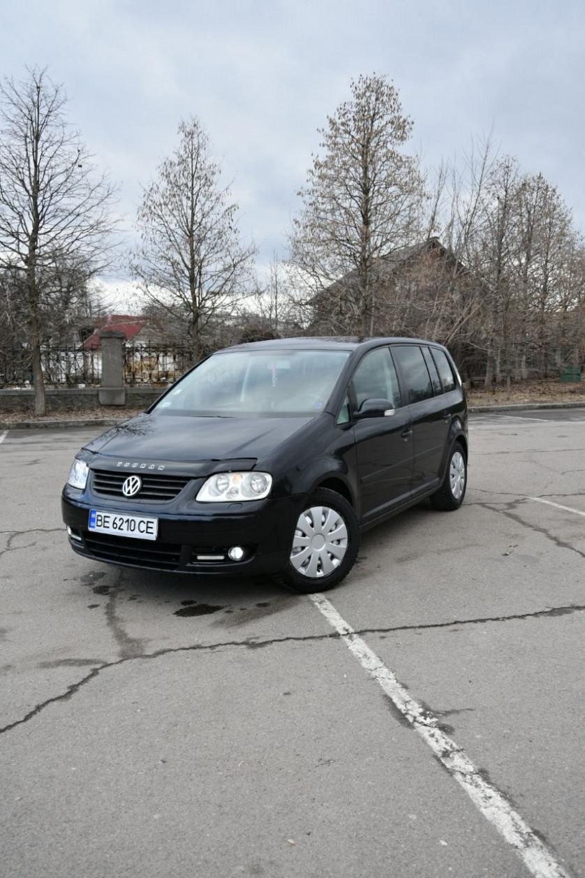 Пригон авто из Европы под ключ! Volkswagen Touran 2004 tdi зображення 1