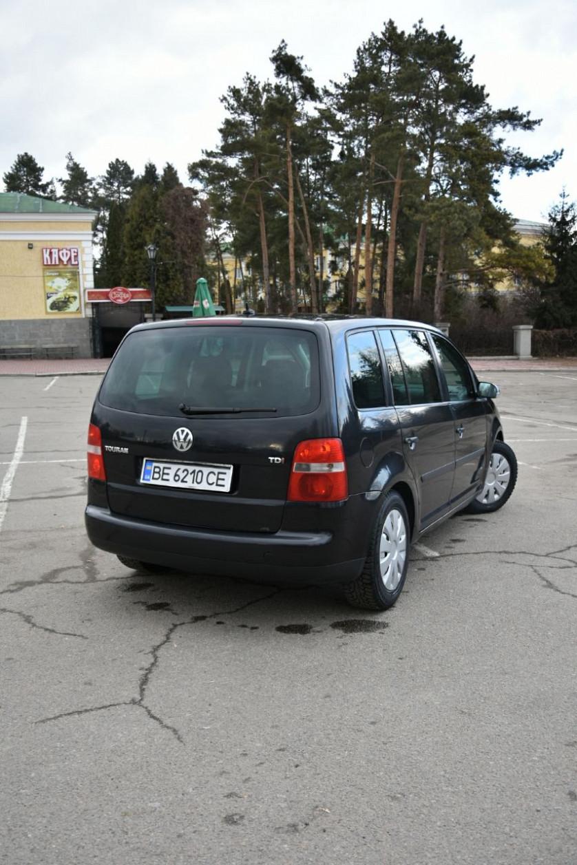 Пригон авто из Европы под ключ! Volkswagen Touran 2004 tdi зображення 6