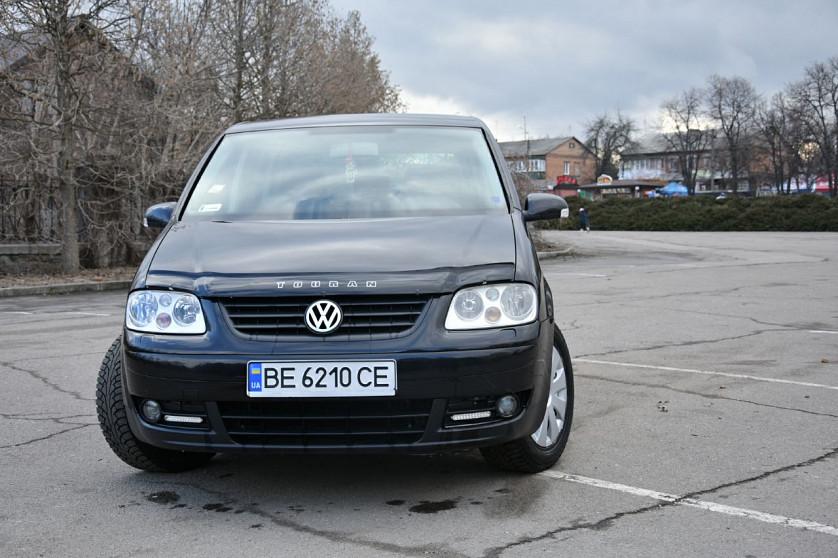 Пригон авто из Европы под ключ! Volkswagen Touran 2004 tdi зображення 3