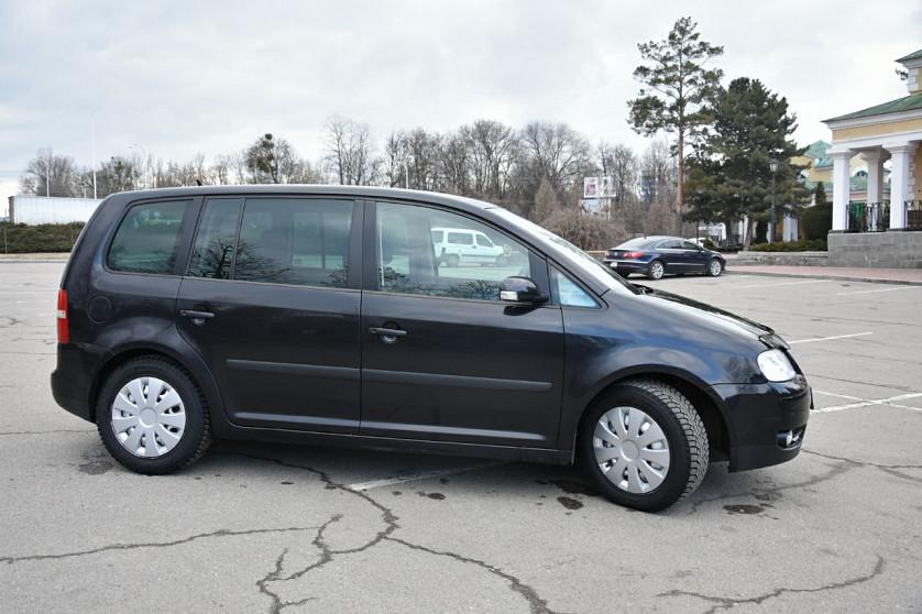 Пригон авто из Европы под ключ! Volkswagen Touran 2004 tdi зображення 4
