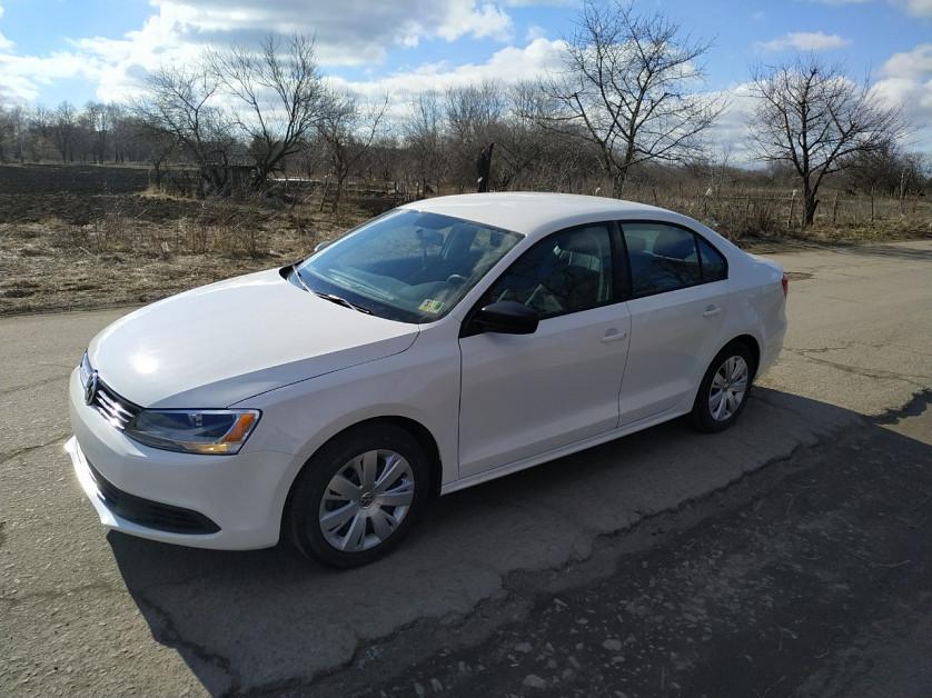 Авто из США под ключ! Volkswagen Jetta 2014 зображення 2