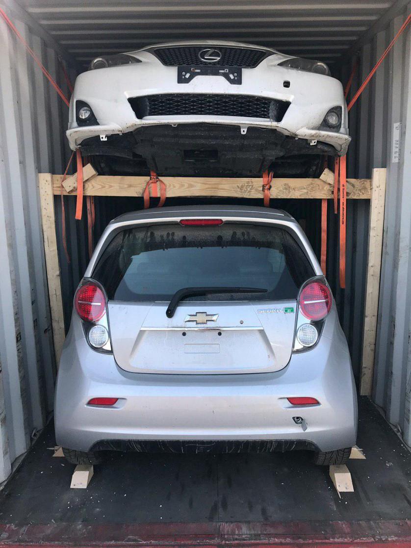 Электромобиль Chevrolet Spark EV изображение 1
