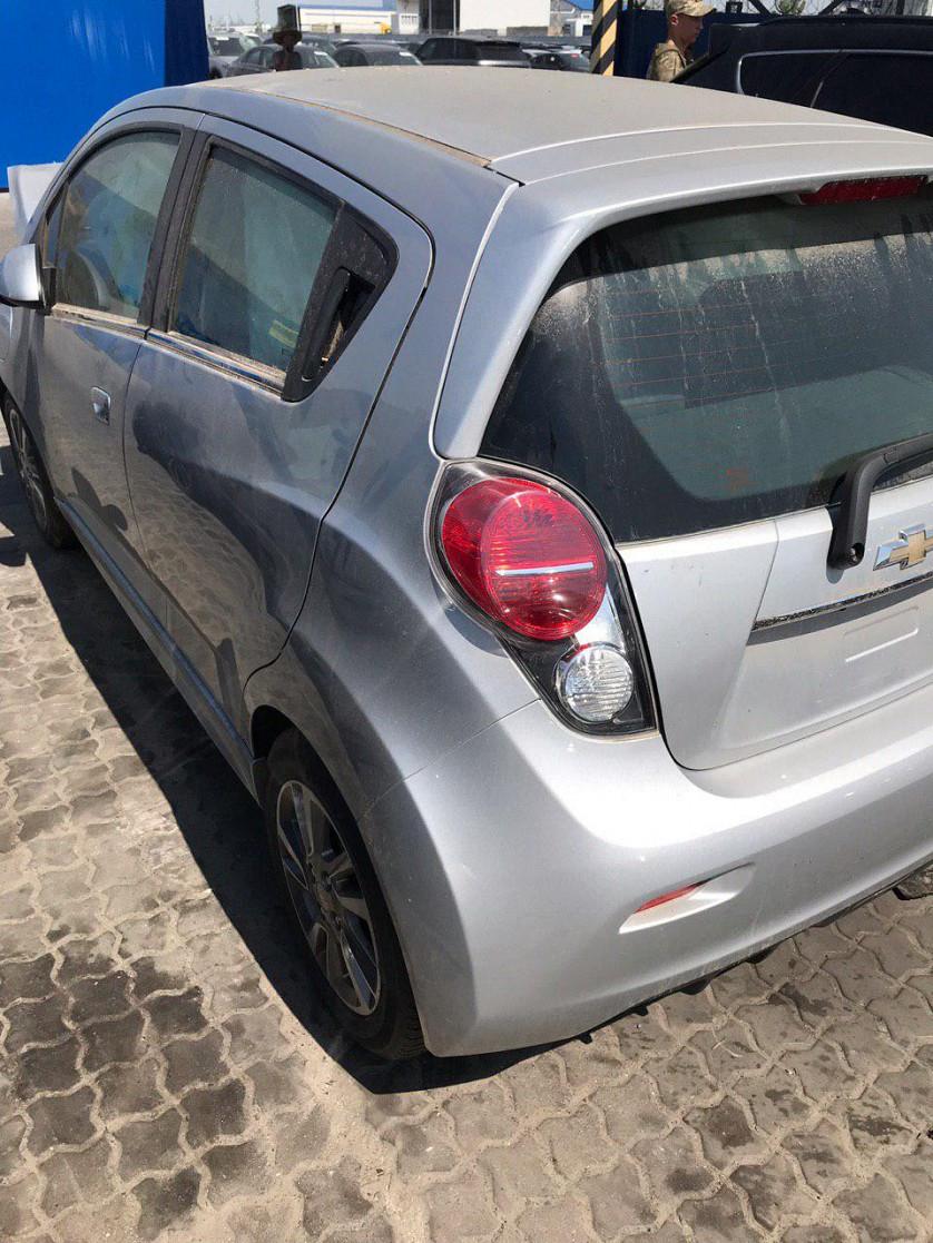 Электромобиль Chevrolet Spark EV изображение 4