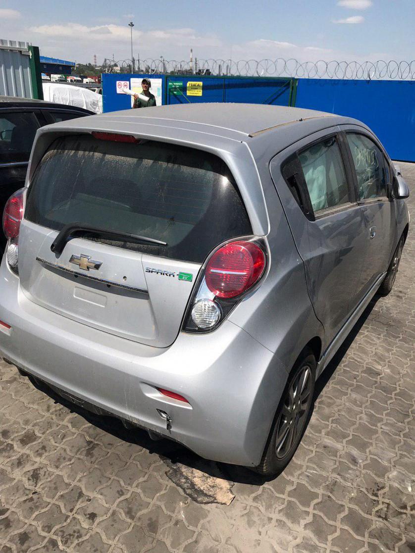 Электромобиль Chevrolet Spark EV изображение 3