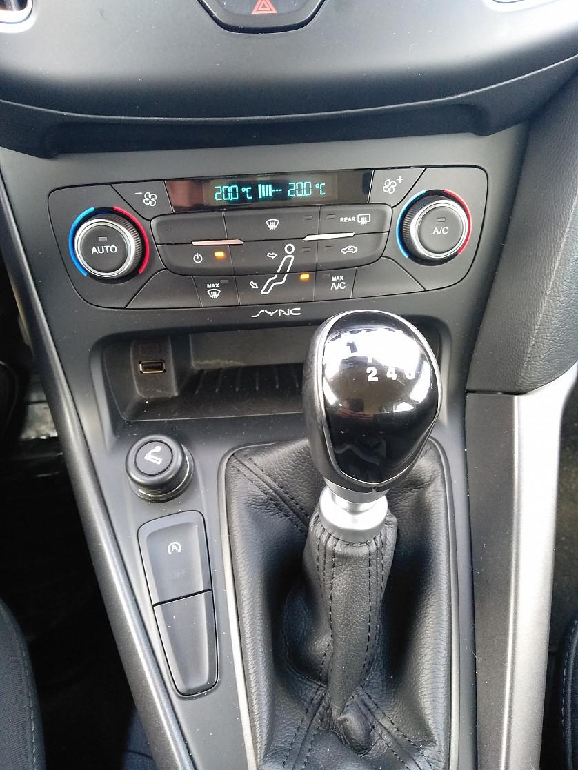 Ford Focus 2015 Buisnes зображення 6
