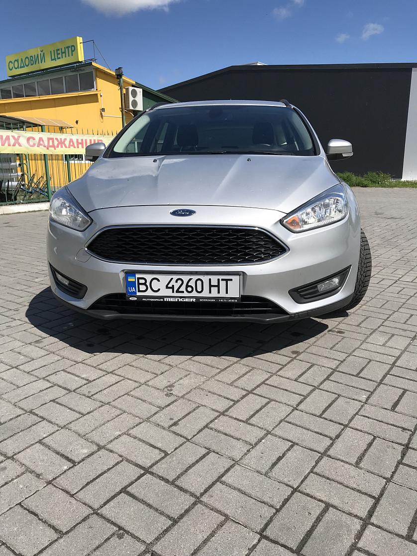 Ford Focus 2015 Buisnes зображення 1
