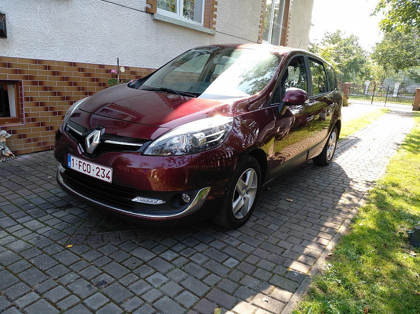 Renault Grand Scenic 2013 зображення 4