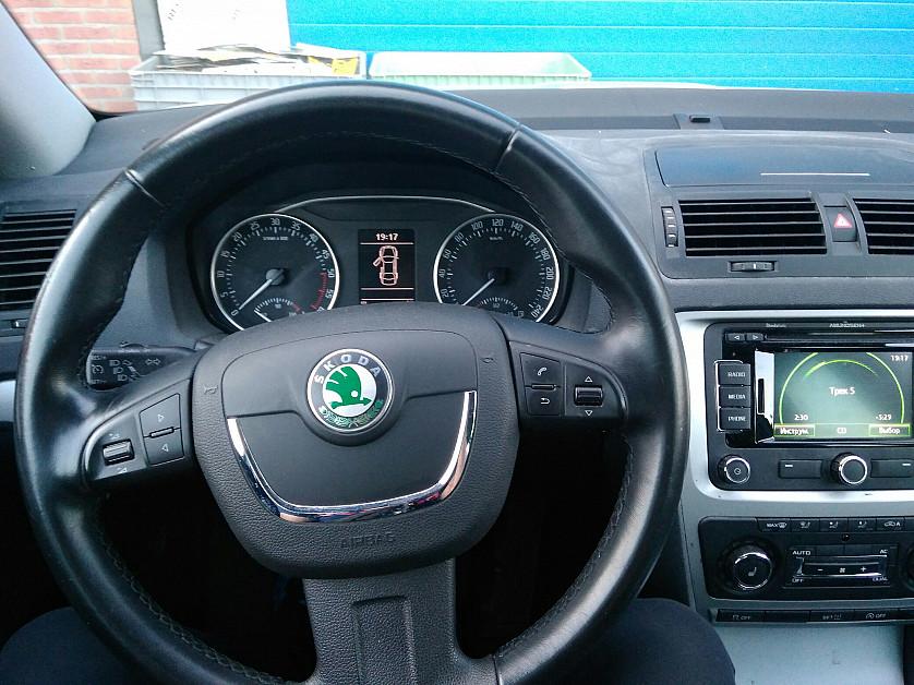 Skoda Octavia A5 2013 зображення 5