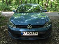 VW Golf VII Variant 4Motion 4x4 2015 зображення 1