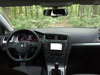 VW Golf VII Variant 4Motion 4x4 2015 зображення 4