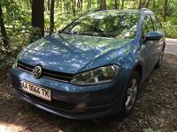VW Golf VII Variant 4Motion 4x4 2015 зображення 2