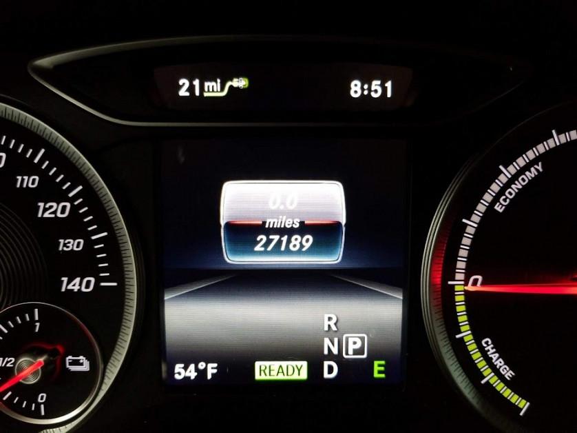 2016 Mercedes-Benz B-Class4dr HB Electric Drive изображение 4