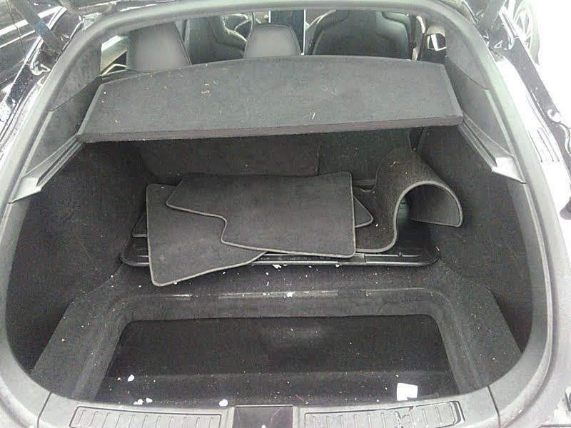 2015 Tesla Model S 4dr Sdn AWD 70D зображення 5