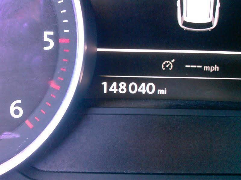 2012 Volkswagen Touareg зображення 5