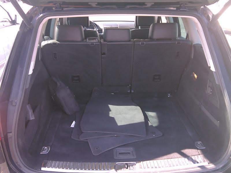 2012 Volkswagen Touareg зображення 7