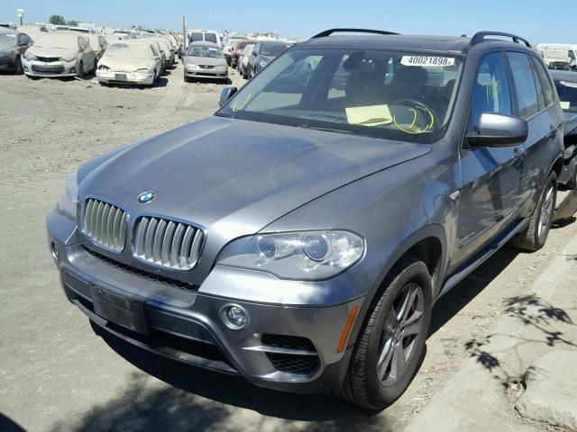 BMW X5 XDRIVE35, 2011 зображення 2