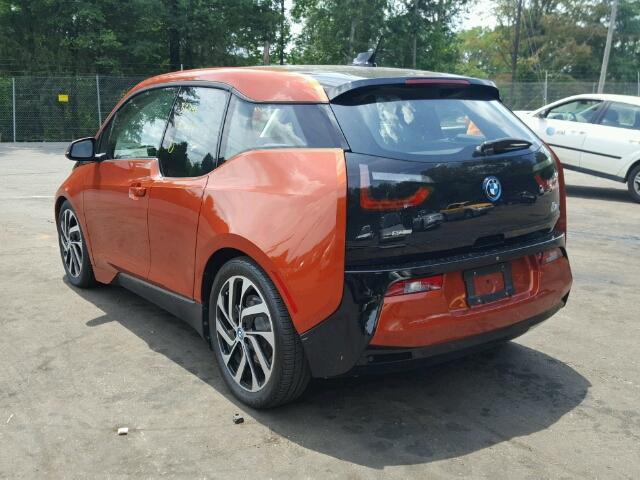 BMW i3 rex зображення 4