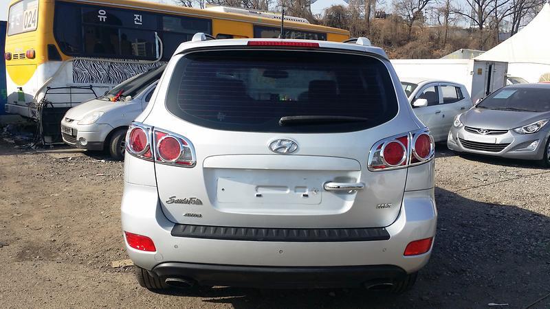 Hyundai Santa Fe зображення 8