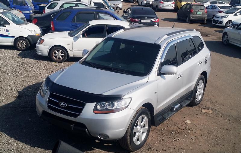 Hyundai Santa Fe зображення 1