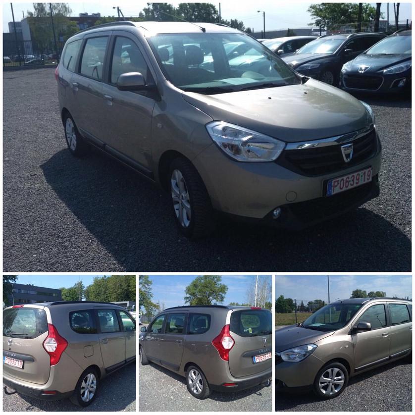 Dacia Lodgy зображення 1