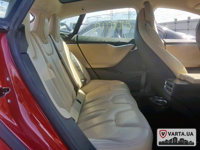 2017 TESLA MODEL S P100D Ludic зображення 3